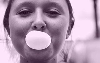 Blow Big Bazooka Bubblegum Bubbles…Just for Fun